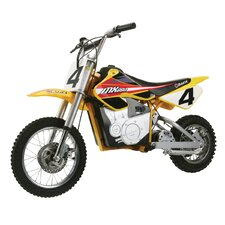 Boy's Dirt Rocket MX 650 12V Electric Motocross Bike