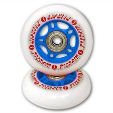 RipStik Caster Board Replacement Wheel Set in Blue (Set of 2)