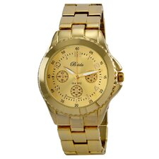 "Women""s Abigail Watch in Gold"