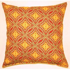 Sun Swirl Knife Edge Pillow (Set of 2)