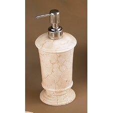 Champagne Marble Pedestal Liquid Soap Dispenser (Set of 8)