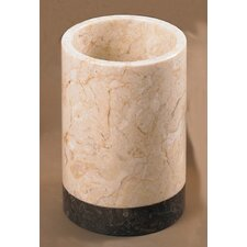 Champagne Marble Inverary Banded Tumbler