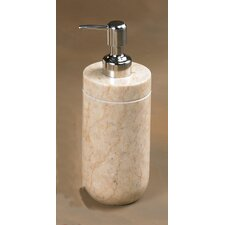 Champagne Marble Notch Liquid Soap Dispenser