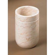 Caramel Marble Notch Tumbler (Set of 12)