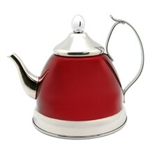 Nobili 1-qt. Tea Kettle/Infuser