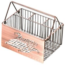 Harvest Home Laser Cut Utensil Caddy