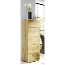 Kommode Woodline mit 5 Schubladen