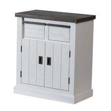 Kommode Loft mit 2 Schubladen und 2 Türen