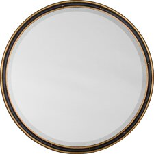 Traditional Round Mirror