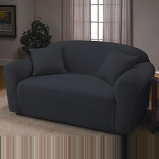 <strong>Madison Home</strong> Stretch Jersey Loveseat Slipcover