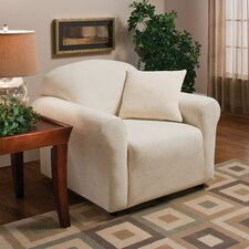 <strong>Madison Home</strong> Stretch Microfleece Chair Slipcover