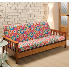 Stretch Jersey Full Futon Slipcover