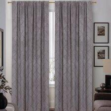 Sierra Rod Pocket Curtain Panel (Set of 2)