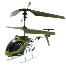 Remote Control Micro IR Metal Iron Eagle Helicopter