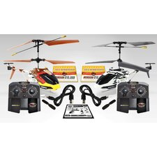 WebRC Iron Eagle Double Pack Helicopters