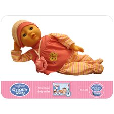 "14"" My Little Baby - Deluxe Set (Soft Stuffed Doll)"