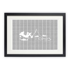 The Adventures of Tom Sawyer Framed Graphic Art