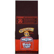 Match Light Charcoal Briquet