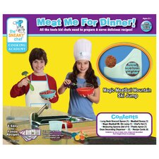 Meat Me for Dinner Kids Chef Set