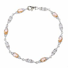 Trio Link Diamond Bracelet