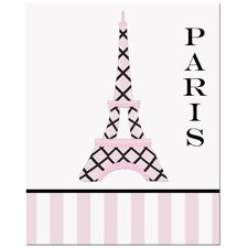 Paris Paris Paris Art Print