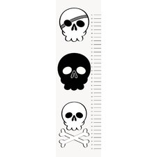 Skulls and Bones Growth Chart