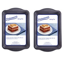 <strong>Entenmann's Bakeware</strong> Classic Baking Pan (Set of 2)