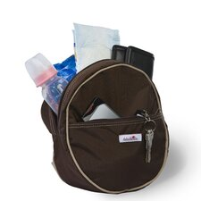 <strong>babybindle</strong> SeatPak Diaper Bag