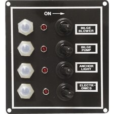 LED Switch Panel