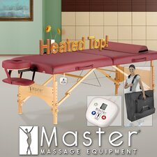 <strong>Master Massage</strong> Geneva LX Heated Top Massage Table