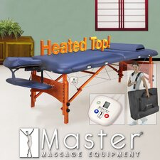 Monroe LX Therma Top Package Massage Table