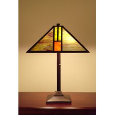 "Mission 25"" H Tiffany Table Lamp"