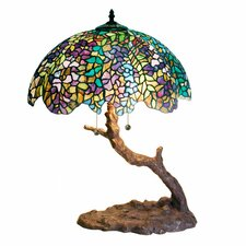 "Tree 25"" H Table Lamp with Bowl Shade"