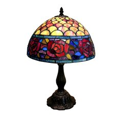 "Rose 18"" H Table Lamp"