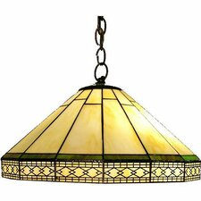 Roman 2 Light Hanging Pendant