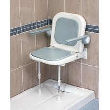 <strong>AKW</strong> 4000 Series Padded Seat with Back and Arms