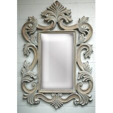 <strong>Imagination Mirrors</strong> Traditional Designs Charlotte Framed Mirror