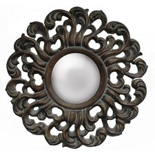 <strong>Imagination Mirrors</strong> Traditional Designs Lilly Framed Mirror