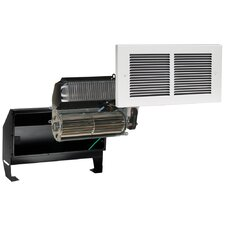 Register Plus 2,000 Watt 240 Volt Watt Fan Forced Electric Space Heater
