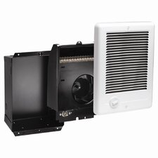 120 Volt 12.5 Amp Watt Fan Forced Space Heater