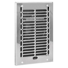 Fan Forced Electric Wall Space Heater with Frame