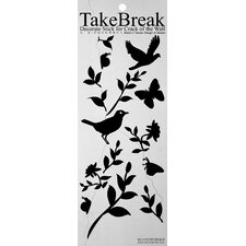 Balance WU TakeBreak Wall Decal