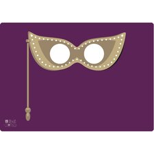Masquerade Peeping Notebook