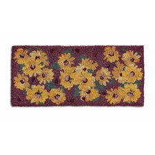Spring Blooms Estate Coir Mat