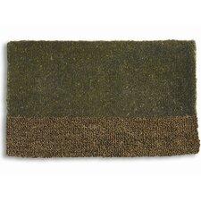 Doormats Two-Tone Coir Mat