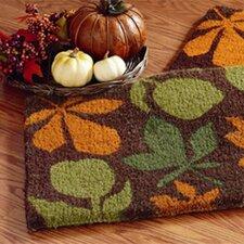 Harvest Market Leaf Coir Mat