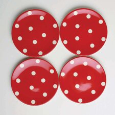 "<strong>TAG</strong> 6.87"" Appetizer Plate (Set of 4)"