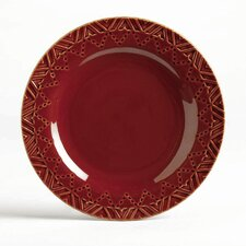 Autumn Sierra Stoneware Luncheon Plate (Set of 4)