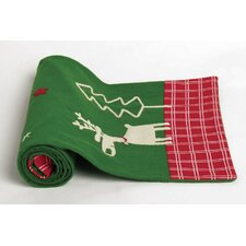 Whimsy The Magic Of Xmas Felt Table Runner