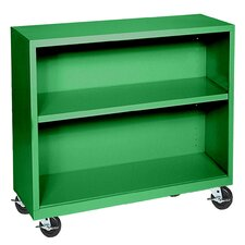 "<strong>Sandusky Cabinets</strong> Elite Series Mobile 30"" Bookcase"